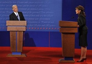 VP candidates spar on energy, taxes, war 