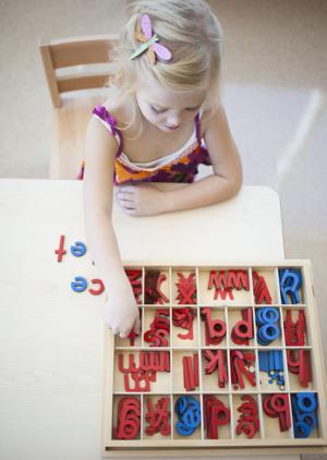 Smaller Scholars Montessori Academy