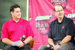 Steve Berthiaume, Bob Brenly