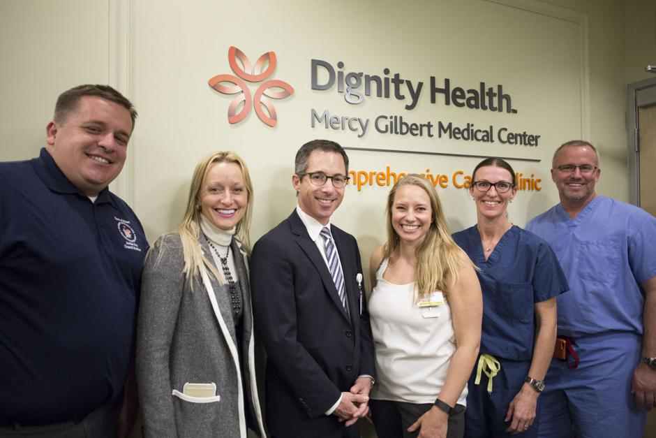 Dignity Health Opens Comprehensive Cancer Clinics In