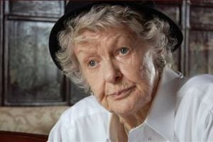 "<p>This film image released by the Sundance Selects shows Elaine Stritch in a scene from ""Elaine Stritch: Shoot Me."" (AP Photo/Sundance Selects)</p>"