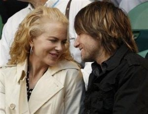 Nicole Kidman credits fertile water with pregnancy