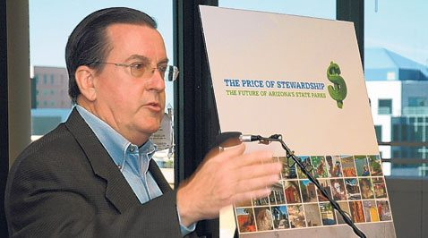 State park system hunts for revenue streams