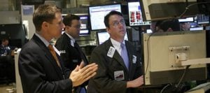Meltdown in U.S. finance system pummels stock market