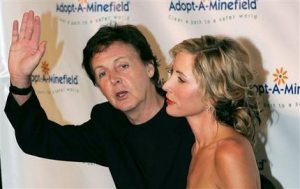 Paul McCartney granted divorce decree