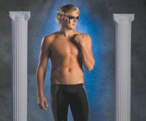 Tribune boys swimmer of the year and All-Tribune team 