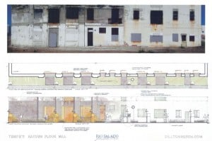 Hayden Flour Mill restoration plans