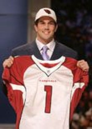 Cardinals land franchise QB in USCs Leinart 