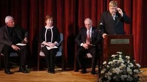 Memorials held for 2 Buffalo plane crash victims