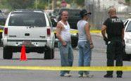 Teen held in woman's shooting
