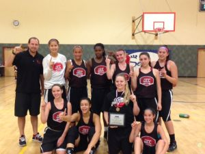 Gilbert Early College wins summer basketball tournament