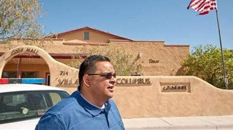 Drug smugglers from Mexico move into NM town