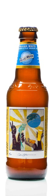 Vote for your favorite Blue Moon label
