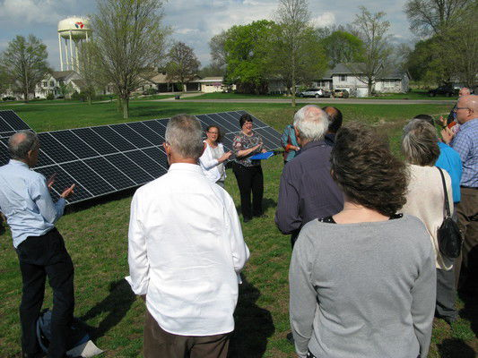 Solar power users in Elkhart County – many Amish – seek self-sufficiency, care of creation