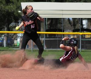 Wells at Elko Junior Varsity Softball - Part 2