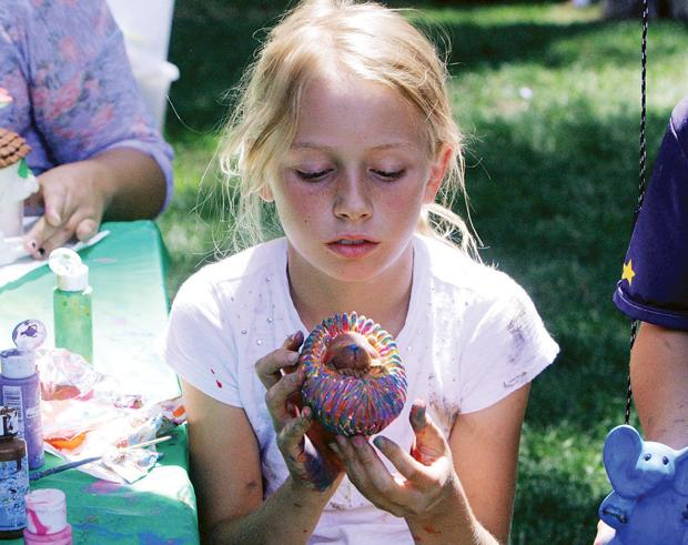 Weather can't sweat out locals at the Lamoille Country Fair