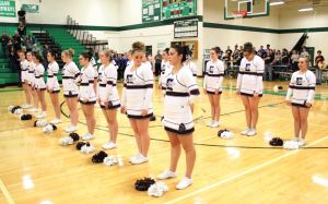 Elko versus Lowry Girls Regional Final