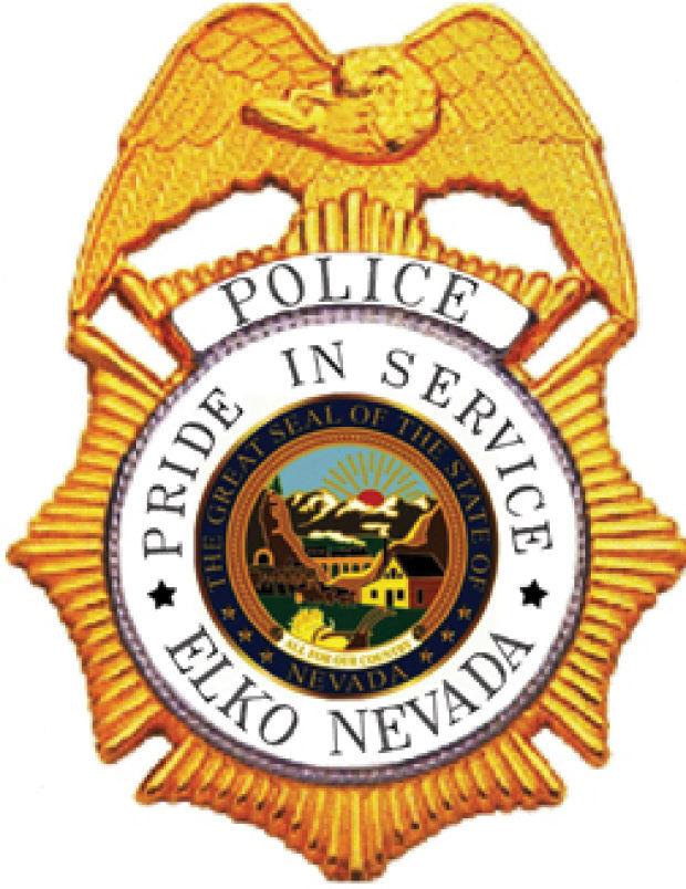 Elko Police Badge