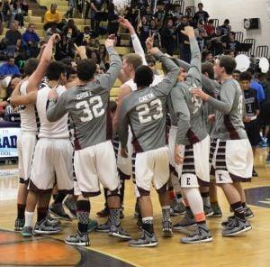 Elko versus Desert Pines Boys Basketball State Semifinal