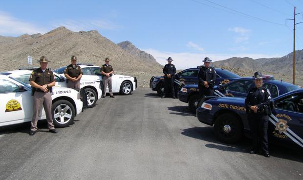 Nevada highway patrol i 80 challenge for Chicago motor cars las vegas nv