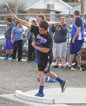 Elko Kiwanis Invitational Track Meet - Part 2