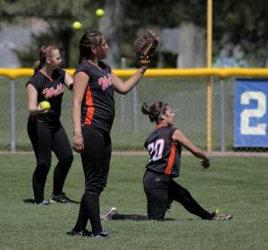 Wells at Elko Junior Varsity Softball - Part 1