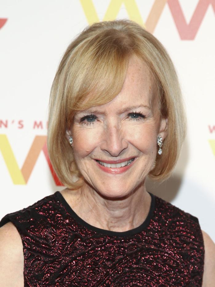 Birthday: Judy Woodruff : History
