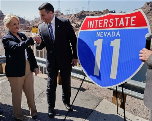 Image result for brian sandoval interstate 11