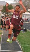 Elko track and field ready to run, jump, throw