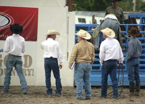 Silver State Stampede Grand Entry