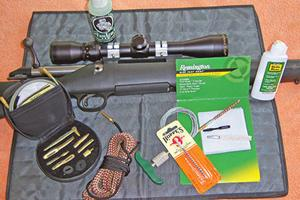Out Back:  A new direction in gun care: breech-to-muzzle cleaning kits