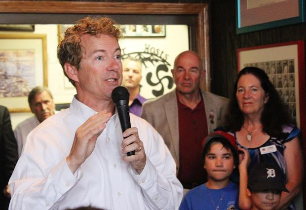 Rand Paul at the Star