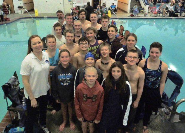Anacondas Strike At Idaho Swim Meets Elko