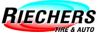 Riechers Tire & Auto, Repair
