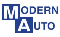 Modern Auto logo
