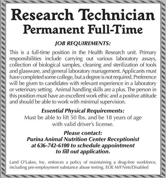 Research Technician