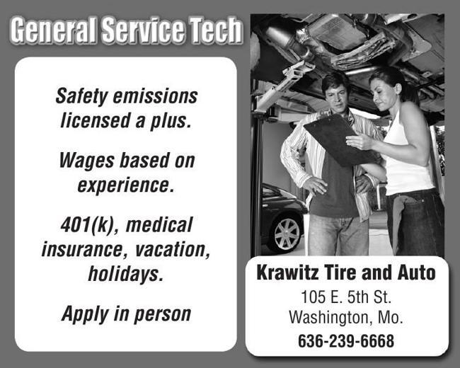 General Service Technician