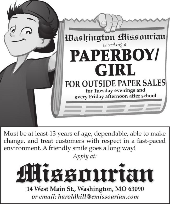 Paper Boy/Girl Position