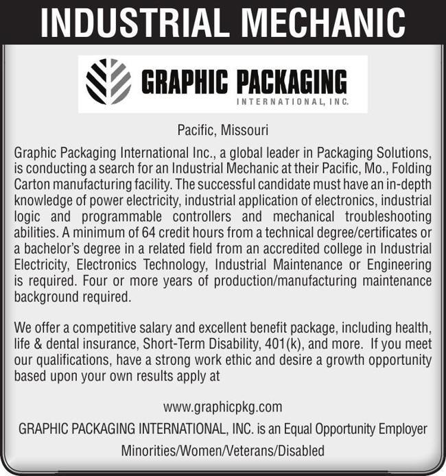 Industrial Mechanic