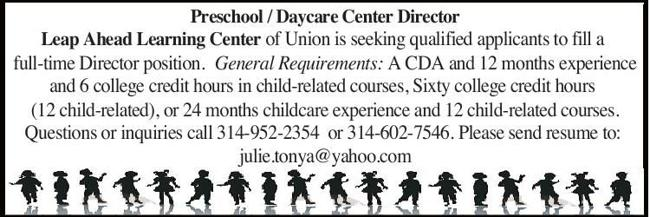 Daycare Director