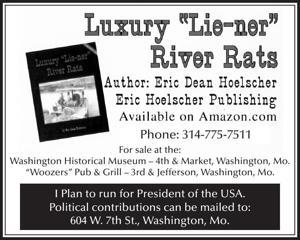 "Luxury ""Lie-ner"" River Rats"