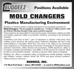 Mold Changers