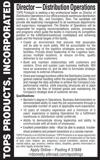 Director of Distribution Operations