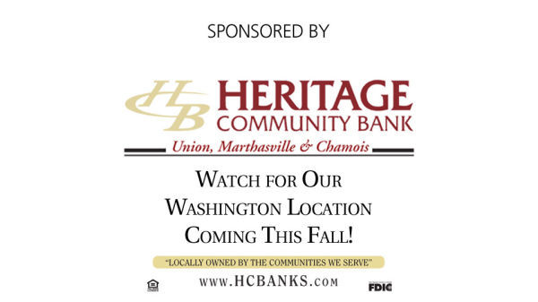 Heritage Community Bank Sponsorship