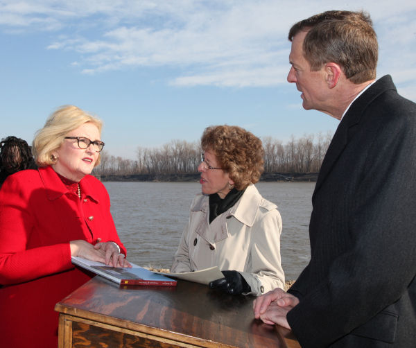 McCasKill visits Washington