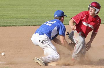 Blue Jays Knock Off Warrenton, Duchesne