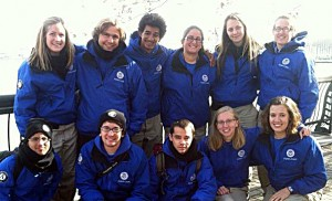 AmeriCorps team