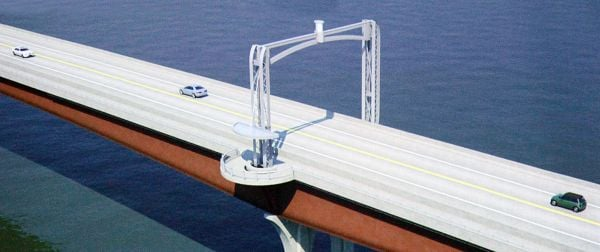 New Design for Missouri River Bridge in Washington