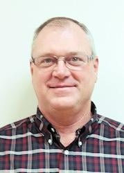 Highway Administrator Joe Feldmann