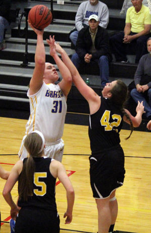 Lady Knights Top Cuba, Advance to Title Game